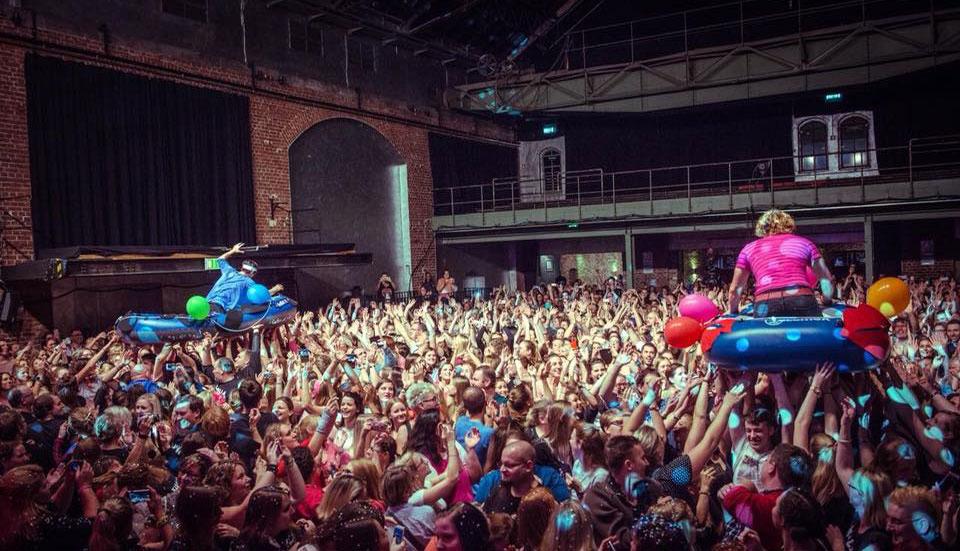 Kasalla – Mädche jäje Junge – Konzert im E-Werk 2017