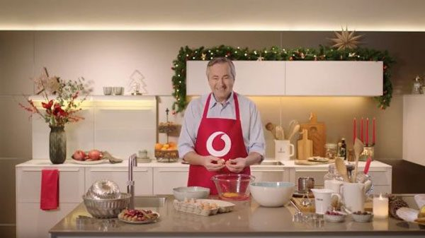 Vodafone – Backen mit Mr. GIGABIT